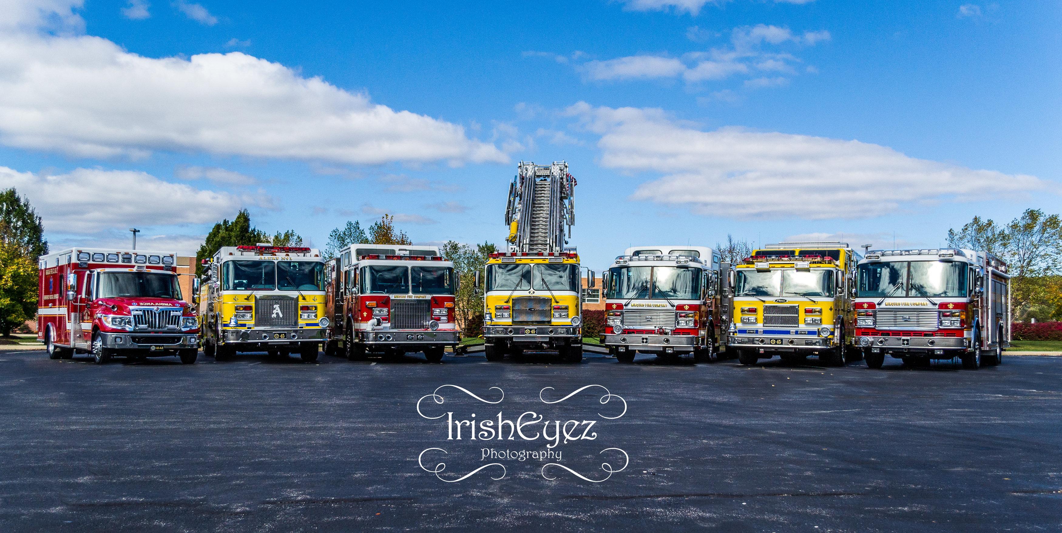 Fire Department Apparatus